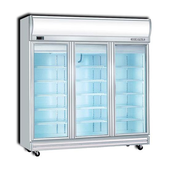 Berjaya 3d Df 3 Door Display Freezer B Amp B Fridge